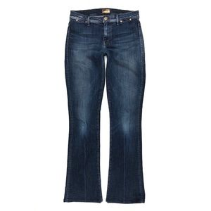 Mother 27 The Daydreamer Skinny Flare Jeans